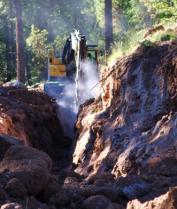Snowbowl pipeline desecration.
