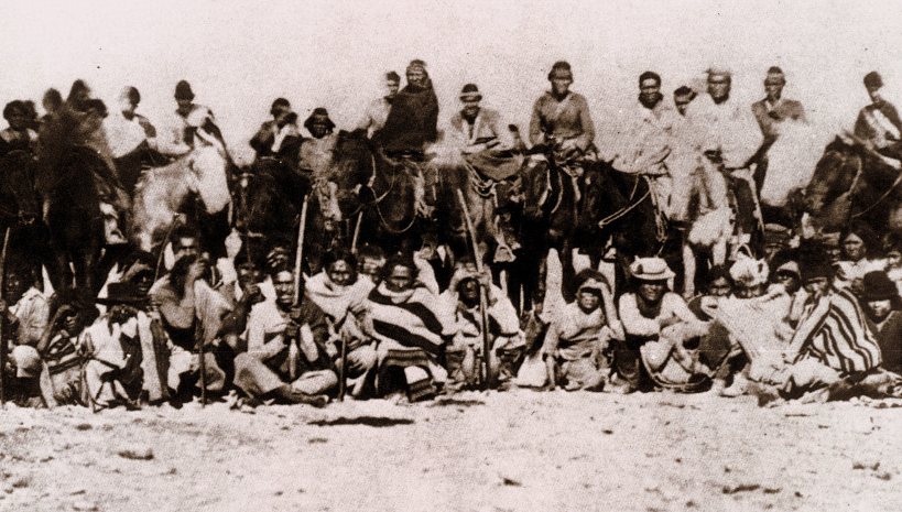 fort sumner cougar women Soon after the mescaleros were settled in fort sumner,  women and children began their forced march to bosque redondo in the midst  office of the state historian.